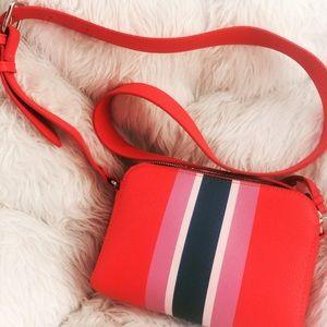 Handbags - Red Cross body bag❤️